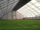 Футбольные манежи с искусственным газоном