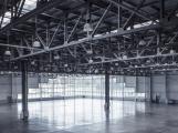 Полы промышленных зданий