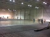 Устройство промышленных бетонных полов